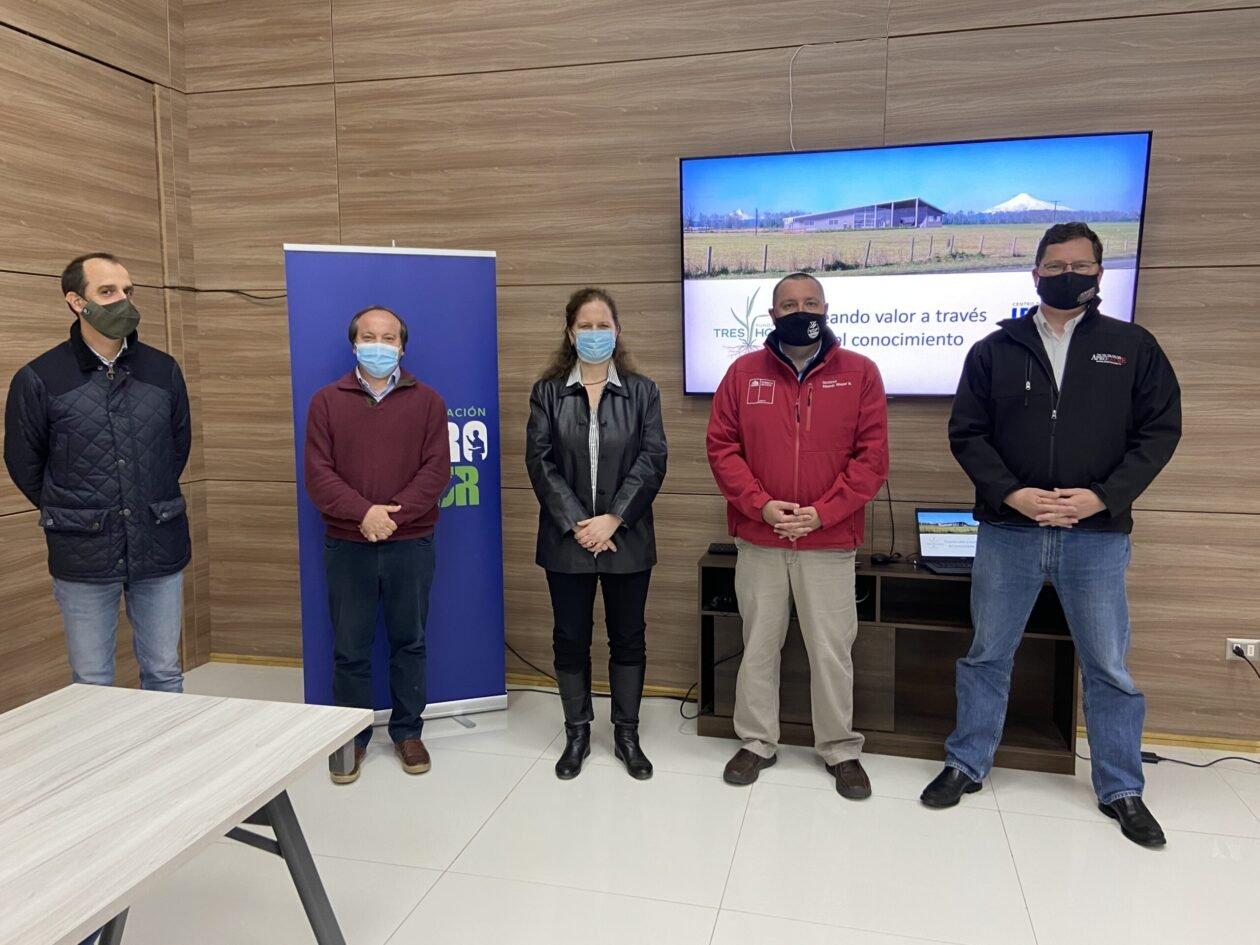 Fundación Tres Hojas realizó taller